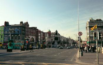 Shopping estivo Dublino