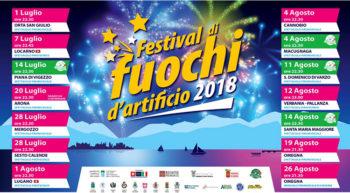 Festival Fuochi di Artificio 2018