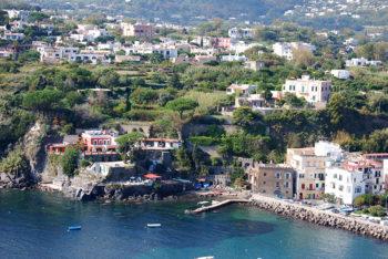 Vacanza a Ischia vista dal Castello-Aragonese