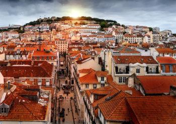 Shopping estivo Lisbona
