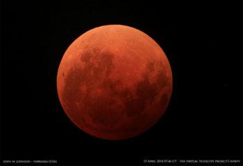 Luna piena eclisse-MoonTotal