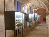 Le Cisterne romane di Fermo, galleria d'arte
