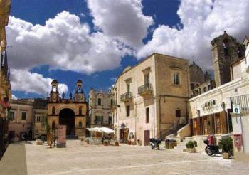 Matera Piazza-del-Sedile