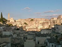Matera al tramonto (ph C. Marchetto ©Mondointasca.it)