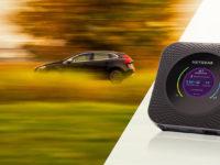 Netgear porta Internet Mobile e Wi-Fi anche in auto