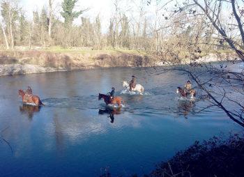 Oglio a cavallo nel-parco