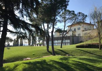 Castel San Pietro Palazzo-Varignana,-esterno