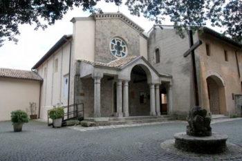 Rieti Santuario-di-Fonte Colombo-(foto-Oliviero)