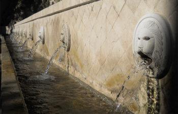 Creta Spili, cento-fontane