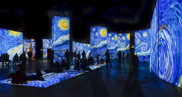 Vincent Van Gogh mostra multimediale a Venezia