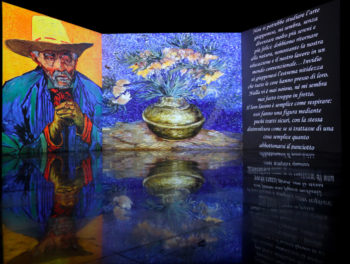 Van Gogh experience-foto-mostra