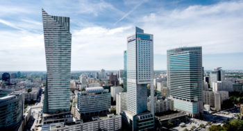 Varsavia - Intercontinental Warsaw - Esterni