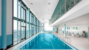 Varsavia - Intercontinental Warsaw - RiverView SPA