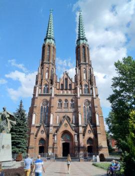 Varsavia - Nowa Praga - Cattedrale di San Floriano – 📷 Nokia 7 Plus