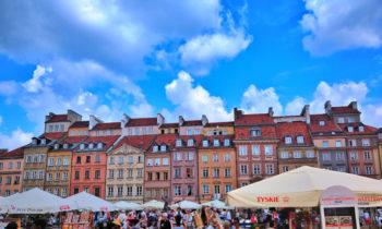 Varsavia - Stare Miasto - 📷 Wiko View 2 Pro