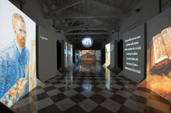 Van Gogh experience-mostra-Venezia