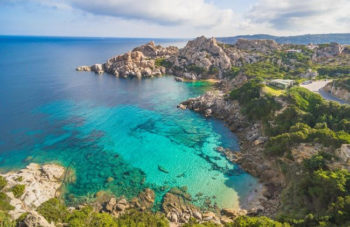 barca a vela Sardegna-Capo-Testa