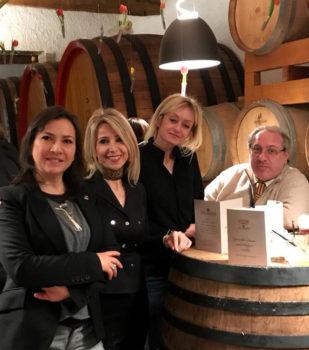 Castel San Pietro C-Guerriero-con-Silvia-Dalfiume-Annalisa-Rinaldi-dell'az Dalfiume e Riccardo Lagorio