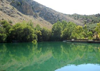 Creta lago-di-Zaros