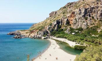Creta spiaggia-di-Preveli