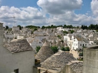 Alberobello, veduta panoramica (foto: C. Marchetto © Mondointasca.it)