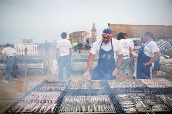 Prosciutto di Parma Caorle Festa del-Pesce-pescatori