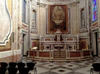Martina Franca Chiesa di San Martino