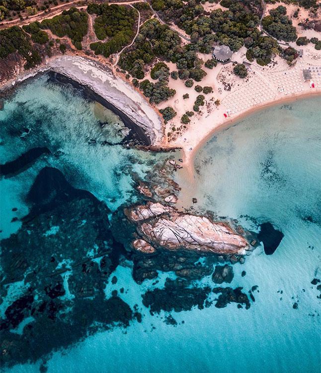 spiagge Lo scoglio di Peppino instagram gianfrenk