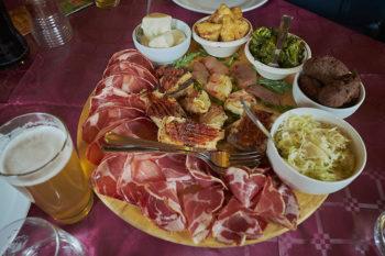 Parco della Sila Lorica gastronomia ristorante Grillo-parlante