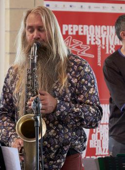 Parco della Sila Peperoncino Jazz Festival Jacob Young Trio