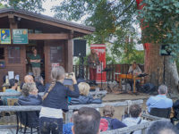 Peperoncino Jazz Festival: Sinikka Langeland & Trygve Seim (foto: emilio dati © 2018-Mondointasca.it)