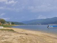 Lago Arvo battello elettrico (foto: emilio dati © 2018-Mondointasca.it)