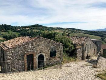 Benevento borgo-Colle-Sannita