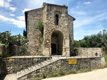 Benevento chiesa-Santa-Anastasia