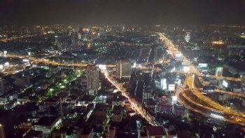 Ayuttaya Bangkok, dal-Bayoke hotel