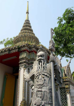 Ayuttaya Bangkok-tempio-Wat-Pho