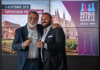 Bottiglie aperte Fabio-Dossena e-Federico-Gordini