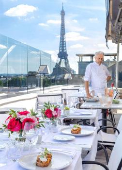 Beaupassage Hôtel du Rond-Point des Champas-Elysées Chef Fabrice Giraud-©-Julie-Limont