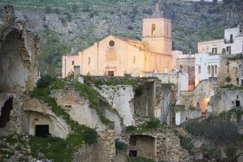 Ginosa Chiesa Matrice (foto: Emilio Dati © Mondointasca.it)