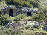 Ginosa Chiesa rupestre di Santa Barbara (foto: Emilio Dati © Mondointasca.it)