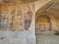 Ginosa-Chiesa rupestre di Santa Sofia (foto: Emilio Dati © Mondointasca.it)