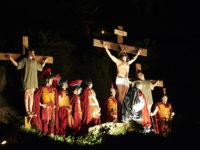 Passio Christi la crocifissione (foto: Emilio Dati © Mondointasca.it)