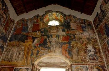 Galatina Soleto-affreschi-chiesa-di-Santo-Stefano