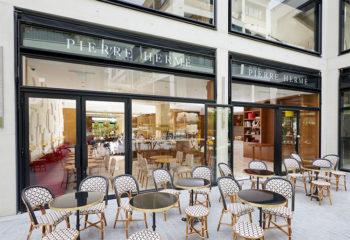 Beaupassage Terrasse Café Pierre Hermé