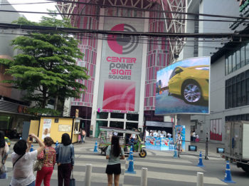 Ayuttaya Thailandia-Bangkok shopping