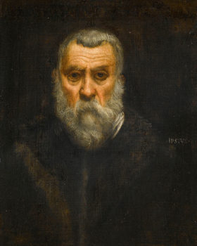 Tintoretto Autoritratto