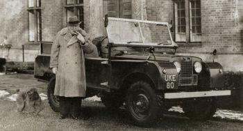 Land Rover Winston Churchill