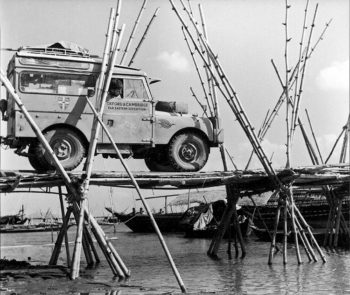 Lnd Rover 1955-land-rover-series-i-oxford-expedition