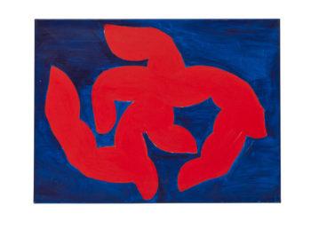 Armando Testa Matisse-Dance