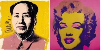 Andy Warhol mostra-bologna